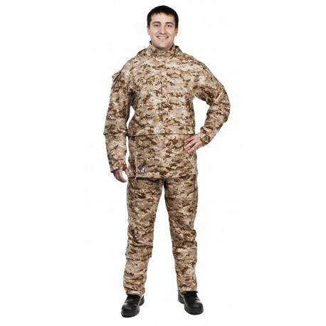 5ace66288e7f7 Мужской костюм Биостоп ХБР (песочный камуфляж) купить в интернет ...