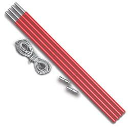 Комплект дуг алюминий D 8,5 mm v2