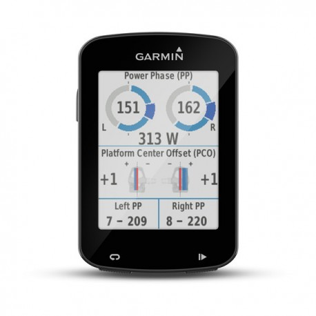 Велокомпьютер Garmin Edge 820 Bundle